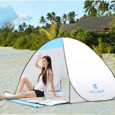 Automatic Beach Tent UV Protection Pop Up Tent Sun Shade Awning (Fast shipping Russia Israe) KEUMER Travel Tourist Camping Tents