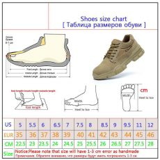 Men Work Shoes High Quality Safety Boots Steel Toe Breathable Lightweight Anti Puncture Outdoor Construction Safety Shoes Sneake