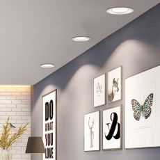 LED Downlight 3W 5W 7W 9W 12W recessed ceiling led Warm White Cold White led ceiling lamp Bedroom Kitchen Indoor Spot Light