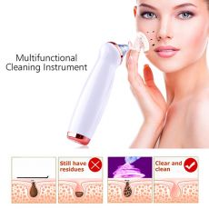 Blackhead Remover Vacuum Face Deep Cleaner Pore Acne Pimple Removal Suction Facial Diamond Beauty Clean Skin Care Tool
