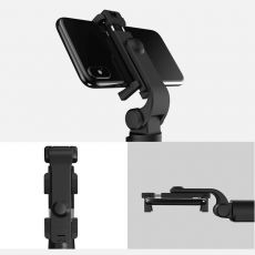 Bluetooth Selfie Stick with Tripod Plastic Alloy Self Stick Selfiestick Phone Smartphone Selfie-Stick for Iphone Samsung Huawei
