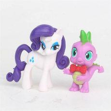 13 pcs My Little Pony unicorn Rainbow Action Figure cute 5-8cm PVC doll Friendship magic Toy for kid birthday Christmas gift2A45