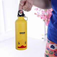 500ml Cute Kids Water Blttle Lovely Animals Outdoor Portable Sports Cycling Hiking School Camping Kids Water Bottle TSLM1