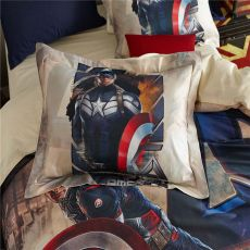 Disney Authentic 3D Printing Bedding Set 3/4pcs,Classical characters of Marvel.Bed Sheet Pillow Cases Duvet Cover Sets.