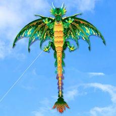 3D pterosaur kite animal dinosaur kite long tail single line kite outdoor sports fun toy