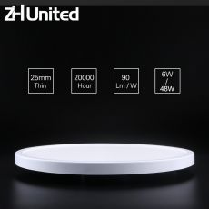 LED Circular Panel Light Surface Mounted led ceiling recessed light