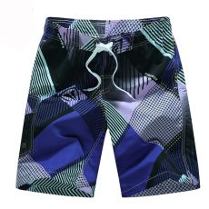 Summer Style 2020 Men Shorts Beach Short Breathable Quick Dry Loose Casual Hawaii Printing Shorts Man Plus Size 6XL