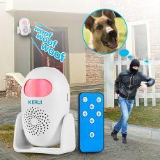 KERUI M120 Smart Home Security Alarm 110db PIR Alert Infrared Anti-theft Motion Detector Garage Monitor Wireless Alarm System