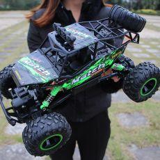 RC Car Updated Version 2.4G Radio Control Car Toys Buggy Off-Road Remote Control Trucks boys Toys