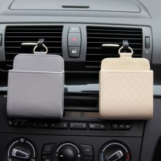 Automobile Come Tuyere Storage Bag Air Conditioner Accept Bag Originality Vehicle Mobile Phone Accept Box Car Use Portable The