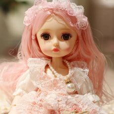 1/6 Doll BJD Dress up Ball Jointed Dolls with Clothes Outfit Shoes Makeup DIY Baby Toys for Girls special price Gift