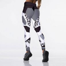 Women Leggings Slim High Waist Elasticity Leggings Fitness Printing leggins Breathable Woman Pants Leggings Push Up Strength