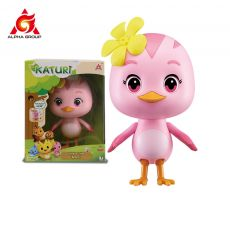 Katuri Sing & Talk Animal Chick Shape With Touchable Interactive Vocial Kids Toys Baby Educational Toys
