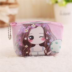 New cartoon Coin Purse Kawaii Kids Wallet Girls Kids Money Bag Children Party Gift Leather Coin Purses For Female In Stock
