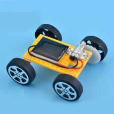 Saizhi Solar Toys For Kids 1 Set Mini Powered Toy DIY Solar Car Kit For Children Educational  Funny Gadget Hobby Gift  SZ33g4