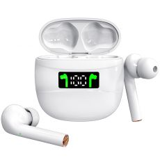 TWS Bluetooth Earphones With Microphone HD Stereo Super Bass Sport Headset Wireless Handsfree Headphones for Android IOS Phones