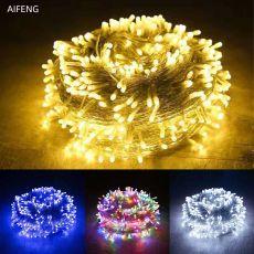 Christmas Lights Led String Fairy Light 8 Modes Christmas Lights