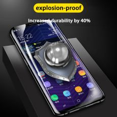 Hydrogel Screen Protector For Samsung Galaxy S10 S10E S9 S8 S20 Plus Full Cover Protective Film For A51 A50 A70 A71 Not Glass