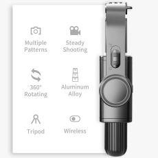 Selfie Stick Tripod Anti-Shake Handheld Gimbal Stabilizer For Iphone Samsung Xiaomi