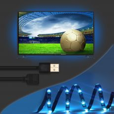 USB LED Strip DC 5V 50CM 1M 2M 3M 5M Flexible Led Usb Lamp RGB 5050 Bluetooth Control for Home Decoration TV Background Lights