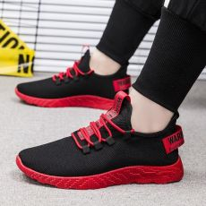 Fashion Men Sneakers Mesh Casual Shoes Lac-up Mens Shoes