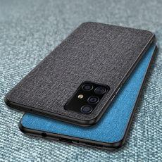 Cloth Hard PC Case For Samsung Galaxy A31 A41 A11 A51 A71 Case Soft TPU Bumper Back Cover For Note 20 Ultra M31S M31 M21 M51