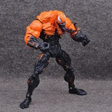 Marvel Red Venom Carnage in Movie The Amazing BJD Joints Movable Action Figure Model