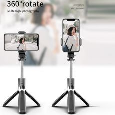 4 In1 Bluetooth Wireless Selfie Stick Tripod Foldable & Monopods Universal for Smartphones