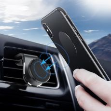 Magnetic Car Phone Holder Universal 360 Degree Rotation Magnet Holder Stand For Phone Support in Car Air Vent Clips Accessory