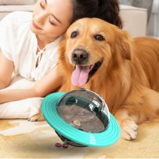 Toy Dog Cat Food Leakage Ball Bowl Pet Dog Self-hey Relieve Boredom Puzzle Food Leakage Ball Interactive Pet  Food Toys