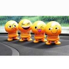 Funny Shaking Head Doll Small Ornaments Lovely Car Accessories Interior  Doll Creative Car Toys Car Decoration Accessories Coche