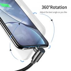 Essager Magnetic Cable Micro USB Type C Charging Cable For Samsung iPhone 7 6 Charger Fast Magnet cable USB C Cord Wires Adapter