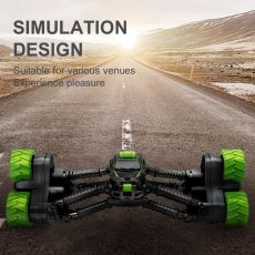 Sinovan Electric RC Car Remote Control Toy Cars Off-Road Car Radio Stunt car Controlled Drive Toys For Boys Kids Suprise Gift