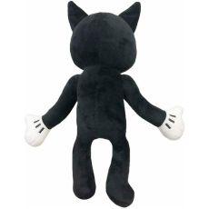 Plush Toy Black Cartoon Cat Stuffed Doll Juguetes Legends of Horror Peluches Toys