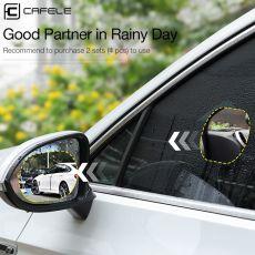Mirror Rainproof Film Anti Fog Waterproof Film Window Foils Car Sticker HD Protective Film