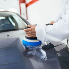 Car Sponge Polishing Pad Kit Abrasive Polisher Drill Adapter Waxing Tools Accessory For Car Polisher