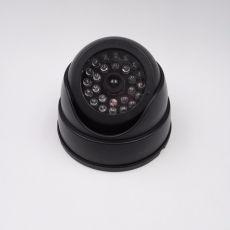 CCTV Fake Simulation Dummy Camera Home Surveillance Security Dome Mini Camera Flashing LED