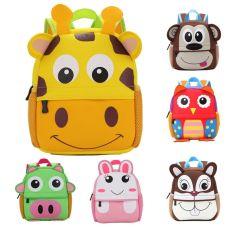 Backpacks Brand Design Girl Boys Backpack Toddler Kids Neoprene School Bags