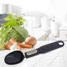 Digital Measuring Spoons Electronic LCD Digital Spoon Weight Volume Food Scale Gram