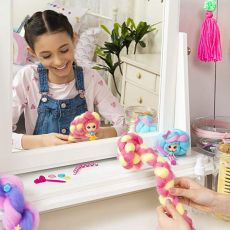 Baby Doll Sweet Treat Toys Hairdressing Dolls Accessories Marshmallow Hair
