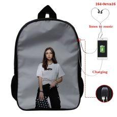 School Bags Orthopedic Backpack School Boys Girls Mochila Fashion 3d Eva Queen