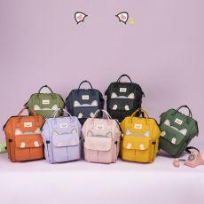 Large Capacity Junior High Girls School Bags Students Bag Women Good-looking Backpack Travel