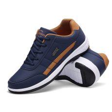 Men's Sneakers Big Size 13 Blue Men Casual Shoes Comfortable Luxury Brand Man Sneaker