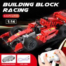 RC Racing Car Building Blocks City Creator Remote Control Drift Vehicle Bricks Toys