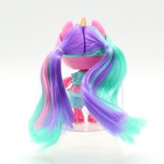 Original Baby Doll Figure Action Toy figure surprise Poopsies Silcone Slime Unicorn