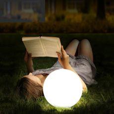 Outdoor Lights LED Garden Ball Lights Remote Control Floor Street Lawn Lamp Swimming Pool Lighting