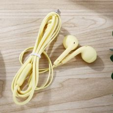 Portable Sport Earphone Wired Super Bass with 3.5mm In-Ear Wired Built-in Microphone Earphone Hands Free