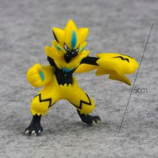 Pikachu Charmander Squirtle Bulbasaur Model Monster Battle Figure Litten Meowth Tiny