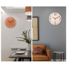 Wooden 3D Wall Clock Modern Design Nordic Brief Living Room Decoration Kitchen Clock