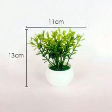 Pot Plants Fake Flowers Artificial Plants Bonsai Table Potted Ornaments Home Decoration